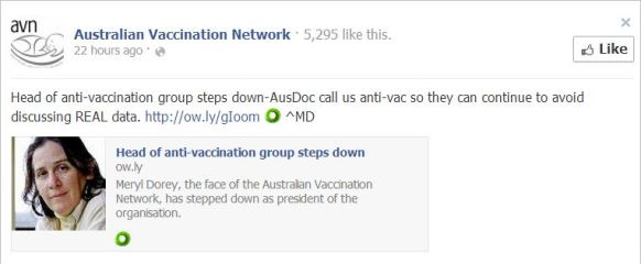 Why, oh why do they call us anti-vaccine. How dare they do this. Only Infowars can call us anti-vaccine.
