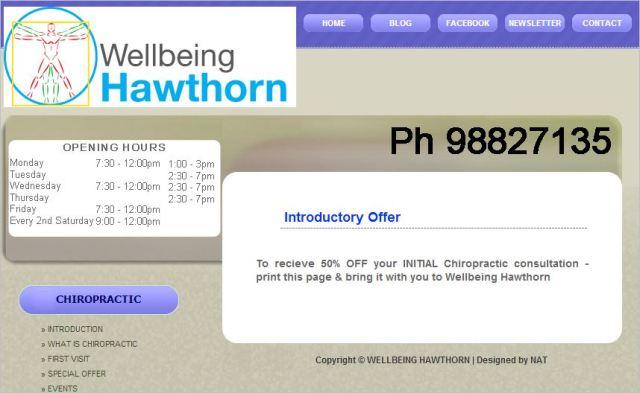 Dawson 4 introductory offer