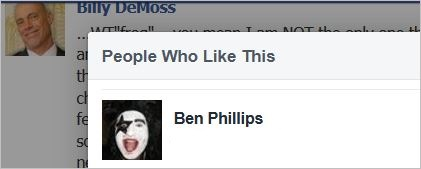 DeMoss 22 pus rant Ben phillips likes it