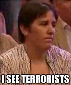 Dorey pic I see terrorists