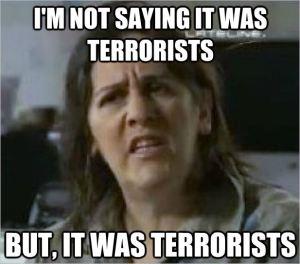 Dorey pic terrorists