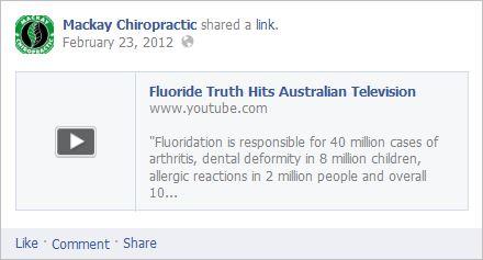 Maszak 2 fluoride truth
