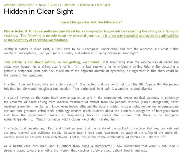 McKibbin 2 Hidden in clear sight retracted post