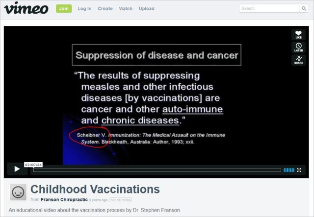 Franson 7 vaccines video