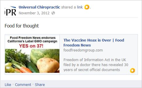 Knight 1 vaccine hoax is over
