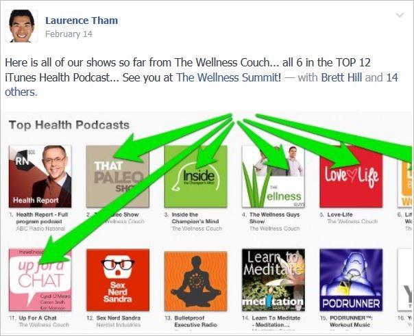 Tham 4 Wellness Poscasts
