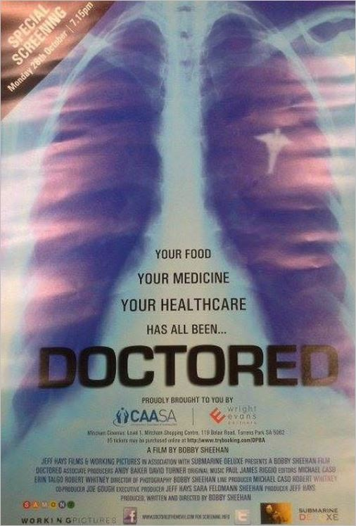 Doctored CAA SA promotes