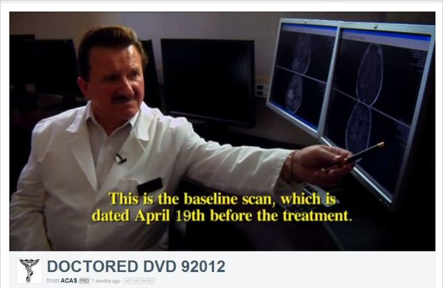 Doctored Burzynski