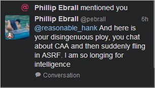 Ebrall 4 disingenuous no intelligence