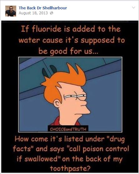 Bond 1 anti fluoride