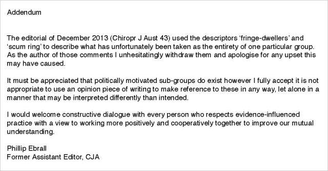 Ebrall 27 apology June 26 2014