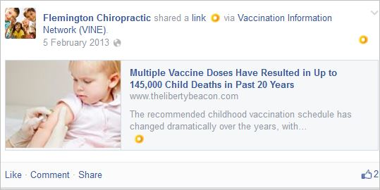 Boyd 8 145000 deaths from vaccines VINE