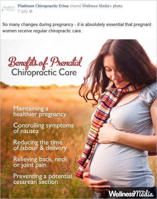 Hodgson 13 mandatory pregnancy chiro preventing caesarians