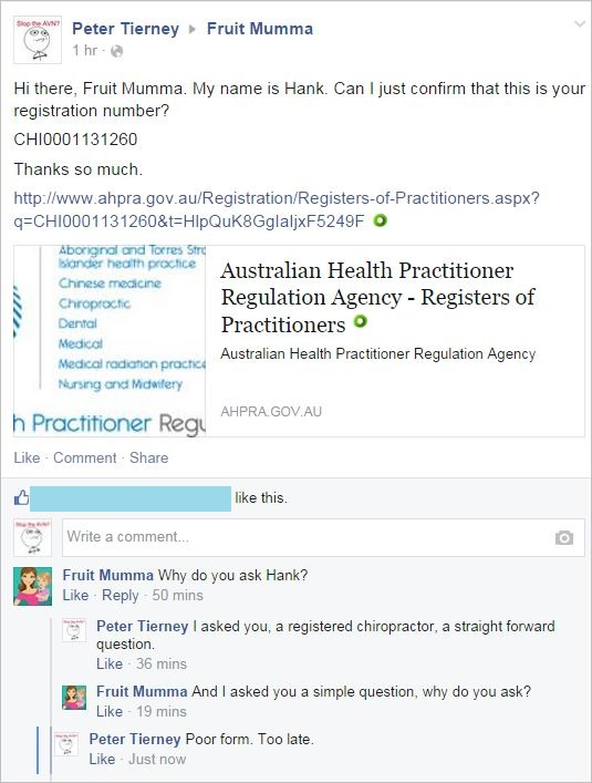 McBurnie 1 registration question