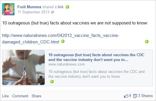 McBurnie 27 outrageous facts about vax Nat News