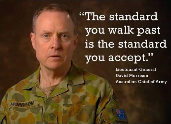 David Morrison Chief of Army