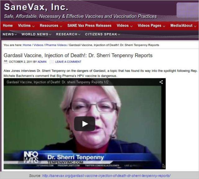 Tenpenny 11 Sanevax Infowars