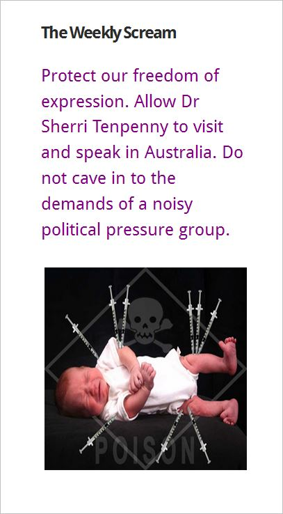 Tenpenny 44 website pincushion baby poison skull crossbones