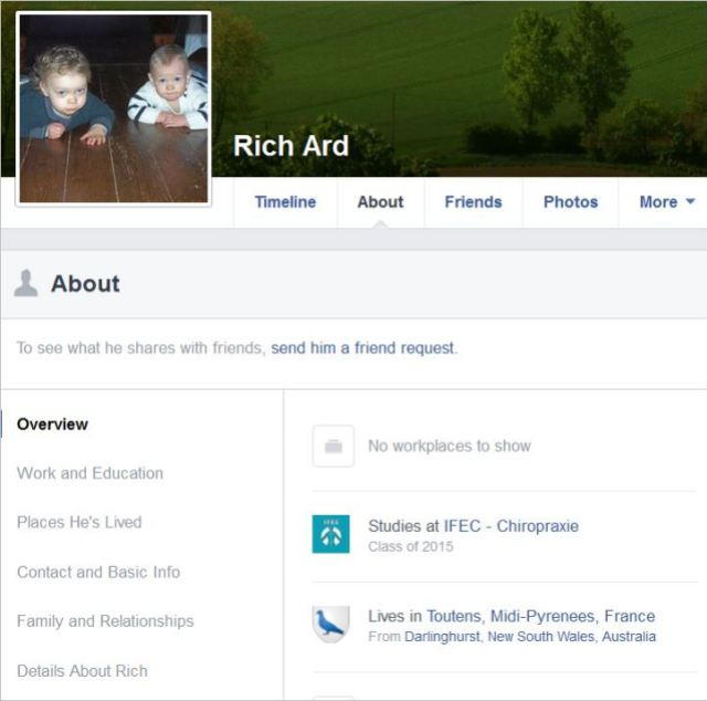 Rich 4 Fb profile chiropractor