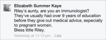 Riley 139 Elizabeth Summer Kaye