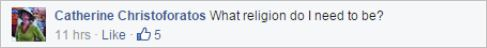 VFA 17 RO which religion