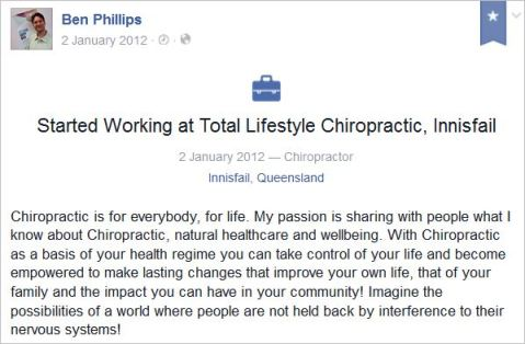 Phillips 11 2012 Total Lifestyle Chiropractic
