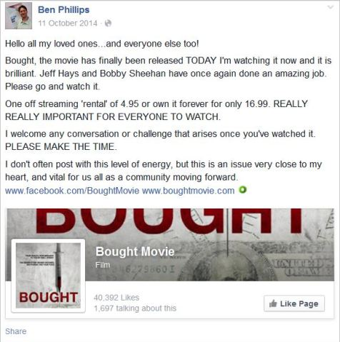 Phillips 8 Bought