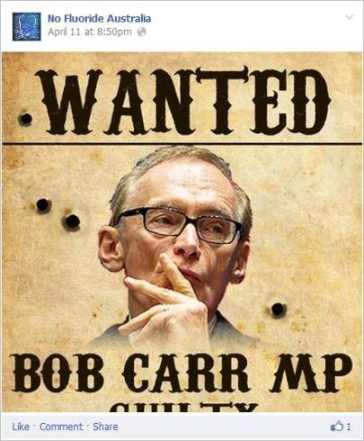 NFA 14 Bob Carr