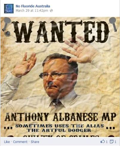 NFA 17 Anthony Albanese
