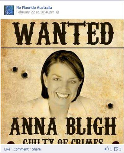 NFA 19 Anna Bligh