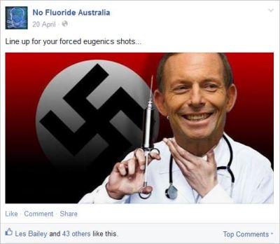 NFA 44 Abbott Nazi