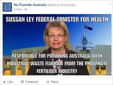 NFA 64 Sussan Ley poisons Aust