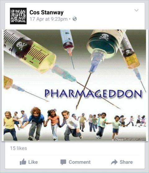 Stanway 29 Pharmageddon