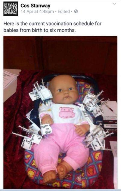 Stanway 31 pincushion baby