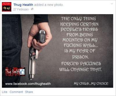 Thug 2 handgun
