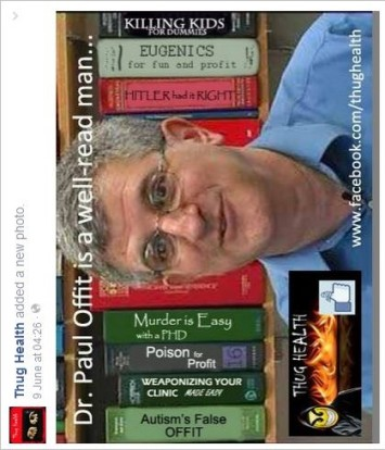 Thug 4 Paul Offit books