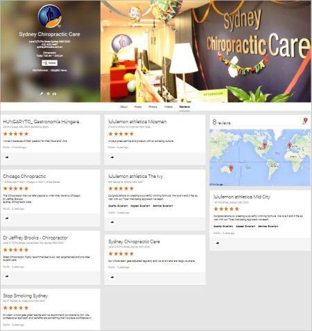 Brooks 35 Google reviews