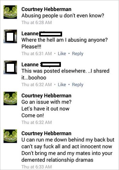 Hebberman 20 Leanne public post