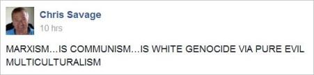 Savage 68 white genocide