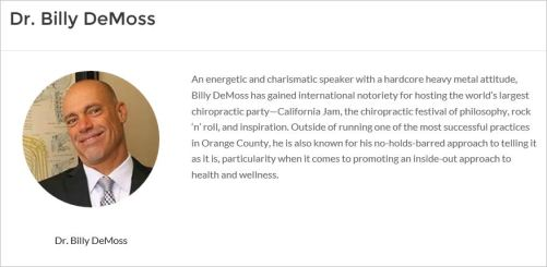 DeMoss 309 EPIC bio