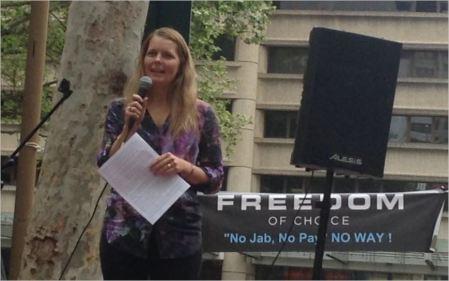 Kemp 14 Sydney protest2 speech