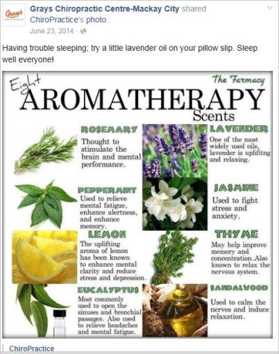 Le Coz 14 aromatherapy