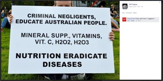 Protest2 6 Brisbane criminal negligents