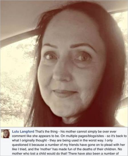 Riley misc 6 Langford Perth Riley mum made fun of other deaths