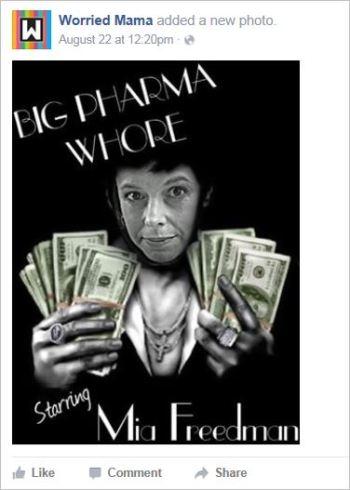 WM 11 Mia Freedman pharma whore