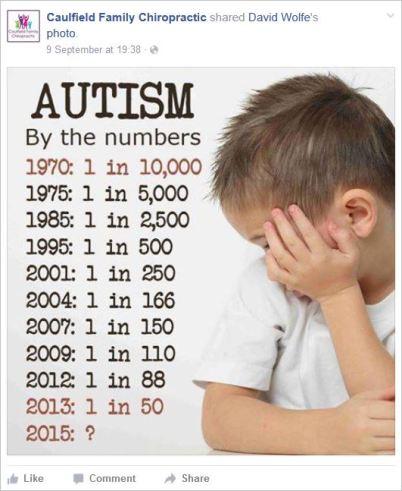 Budlender 6 autism