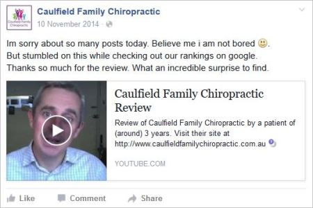 Budlender 7 YT video testimonial